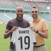 Oficjalnie: Jose Kante zawodnikiem Legii Warszawa