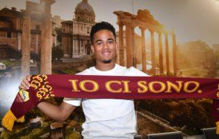 Kluivert: Nie żałuję dołączenia do Romy