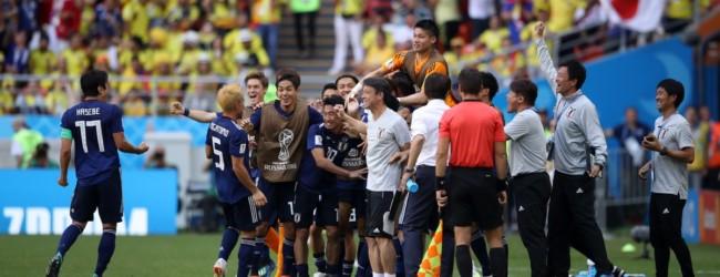 Kolumbia przegrała z Japonią