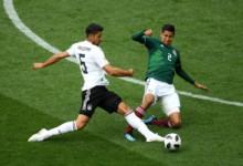 Niemcy przegrali z Meksykiem