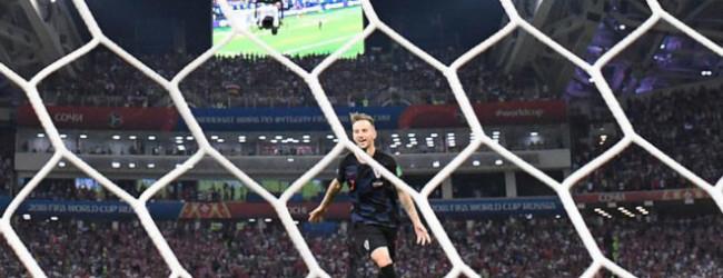 Chorwacja ostatnim półfinalistą!