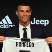 Juventus oficjalnie zaprezentował Cristiano Ronaldo