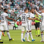 El. LM: Legia Warszawa z cennym zwycięstwem w Irlandii