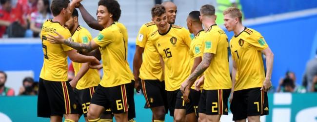 Belgia – Anglia: Skrót meczu (Video)