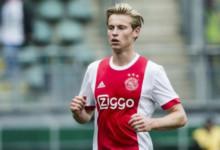 Ojciec De Jonga: Barcelona jest najlepszym kierunkiem dla mojego syna