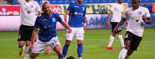Galeria z meczu Lech Poznań – FC Gandzasar