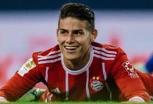 James Rodriguez pożegna się z Monachium?