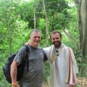Kibic spotkał gwiazdę Czerwonych Diabłów w … dżungli