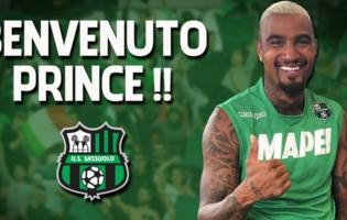 Oficjalnie: Kevin Prince Boateng w Serie A