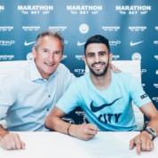 Oficjalnie: Mahrez w Manchesterze City