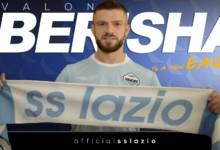 Oficjalnie: Valon Berisha w Lazio Rzym
