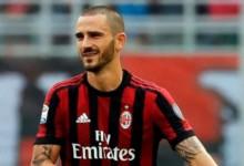 Leonardo Bonucci może opuścić Milan