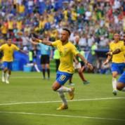 Canarinhos meldują się w ćwierćfinale! Show Neymara