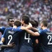 Kadra Francji na mecze z Mołdawią i Albanią