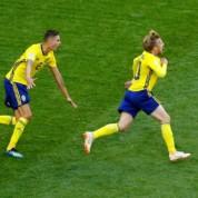Szwecja minimalnie wygrywa ze Szwajcarią i zagra w ćwierćfinale