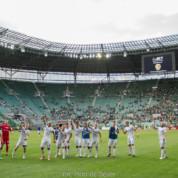 Galeria z meczu Śląsk Wrocław – Lech Poznań