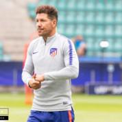 Simeone: Atletico Madryt dla każdego piłkarza musi być bliskie sercu