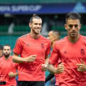 Solari: Kontuzja Bale'a nie jest poważna