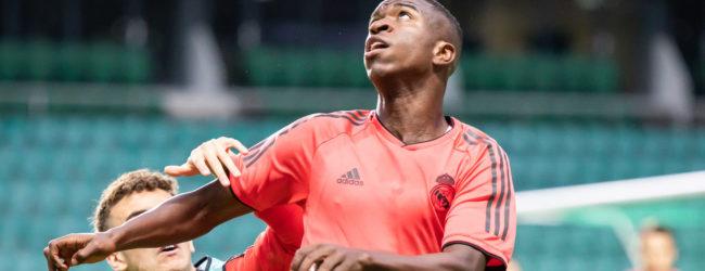 Vinicius wróci do Flamengo?