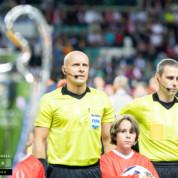 Szymon Marciniak poprowadzi hit Ligi Mistrzów