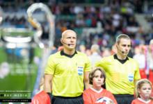 Szymon Marciniak poprowadzi mecz w Arabii Saudyjskiej
