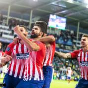 Atletico pokonuje bezbarwny Real Sociedad