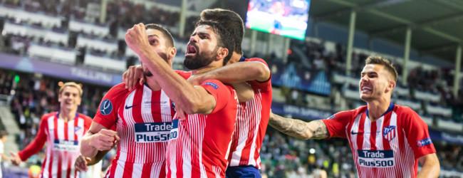 Kontuzja snajpera Atletico Madryt