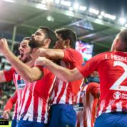 Atlético zdobywa trzy punkty w Księstwie Monako
