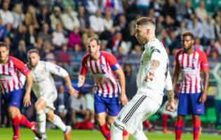 Liga Mistrzów: Sergio Ramos może zostać zawieszony na na więcej niż jedno spotkanie