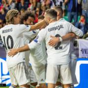 La Liga: Real Madryt wygrywa z Sevillą, dublet Casemiro!
