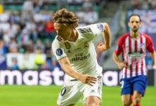 Modrić: Chcę zostać dłużej w Realu Madryt