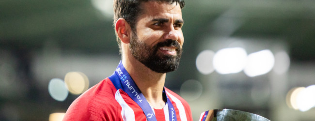 Diego Costa wraca do treningów