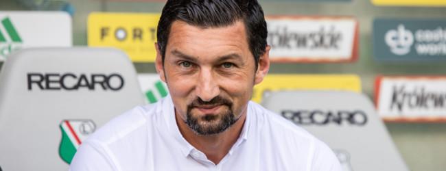 Dariusz Dudek nie jest już trenerem Zagłębia