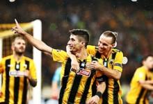 AEK Ateny w fazie grupowej Ligi Mistrzów