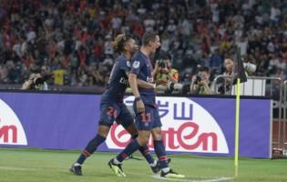 4 gole w 13 minut! Kylian Mbappé rozstrzelał Lyon!