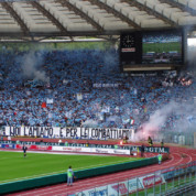 UEFA nałożyła kary na Lazio