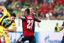 Vidi FC postraszyło AEK. Rocchi pokazał dwie czerwone kartki