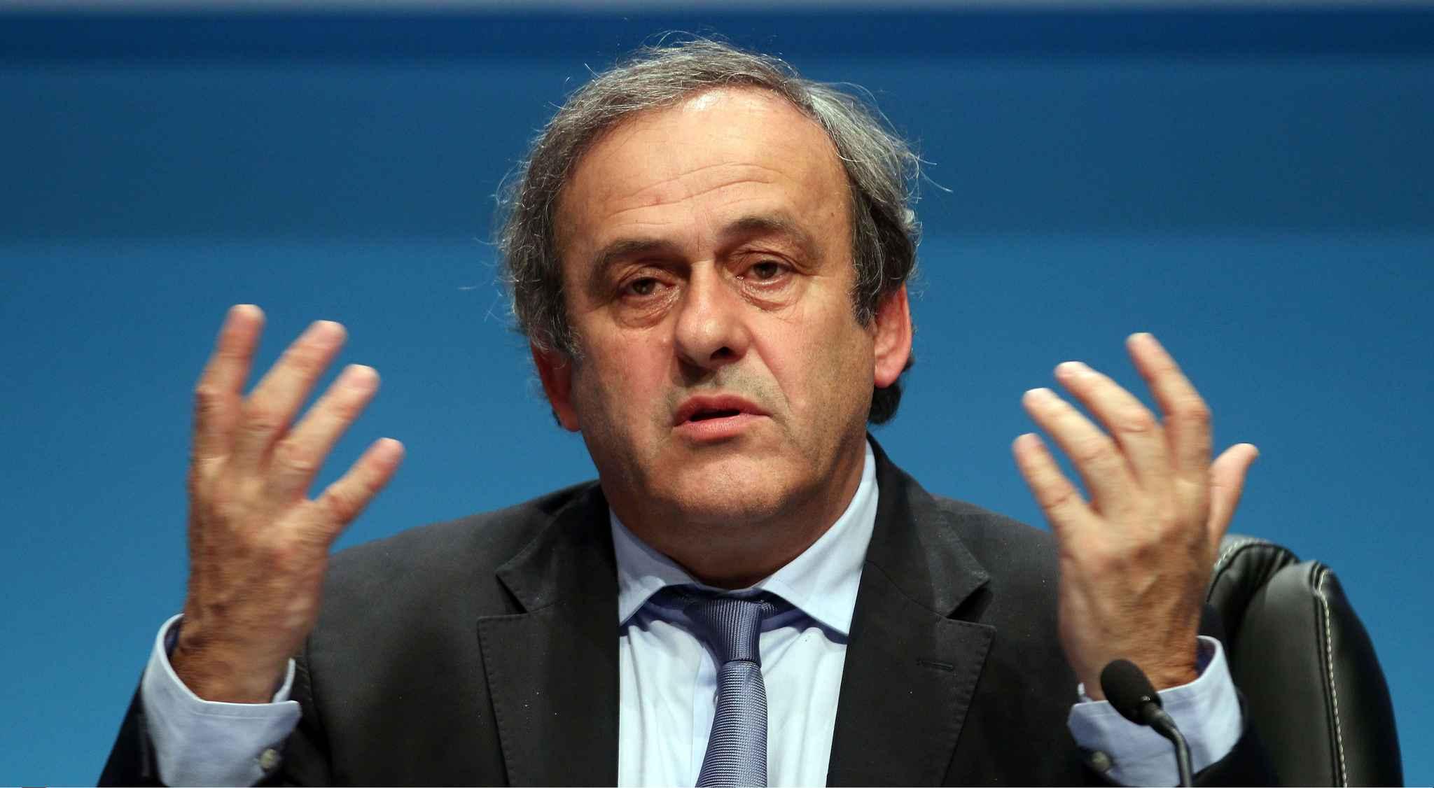 """Platini: """"VAR nie sprawił, że mecze są bardziej sprawiedliwe"""""""