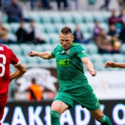 Puchar Polski: Beniaminek okazał się lepszy od Śląska Wrocław