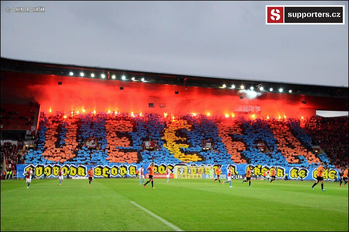Boom, boom, boom, boom, Slavia Praga na fotelu lidera!