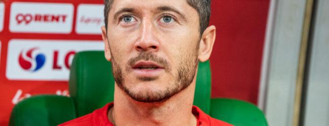Robert Lewandowski nie został nominowany do Złotej Piłki