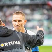Artur Jędrzejczyk wrócił do treningów