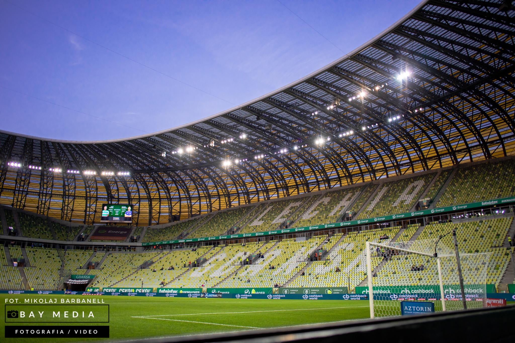 Lechia Gdańsk stadion