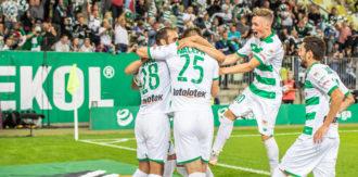 Lotto Ekstraklasa: Zwycięstwo Lechii, siedem goli w drugiej połowie