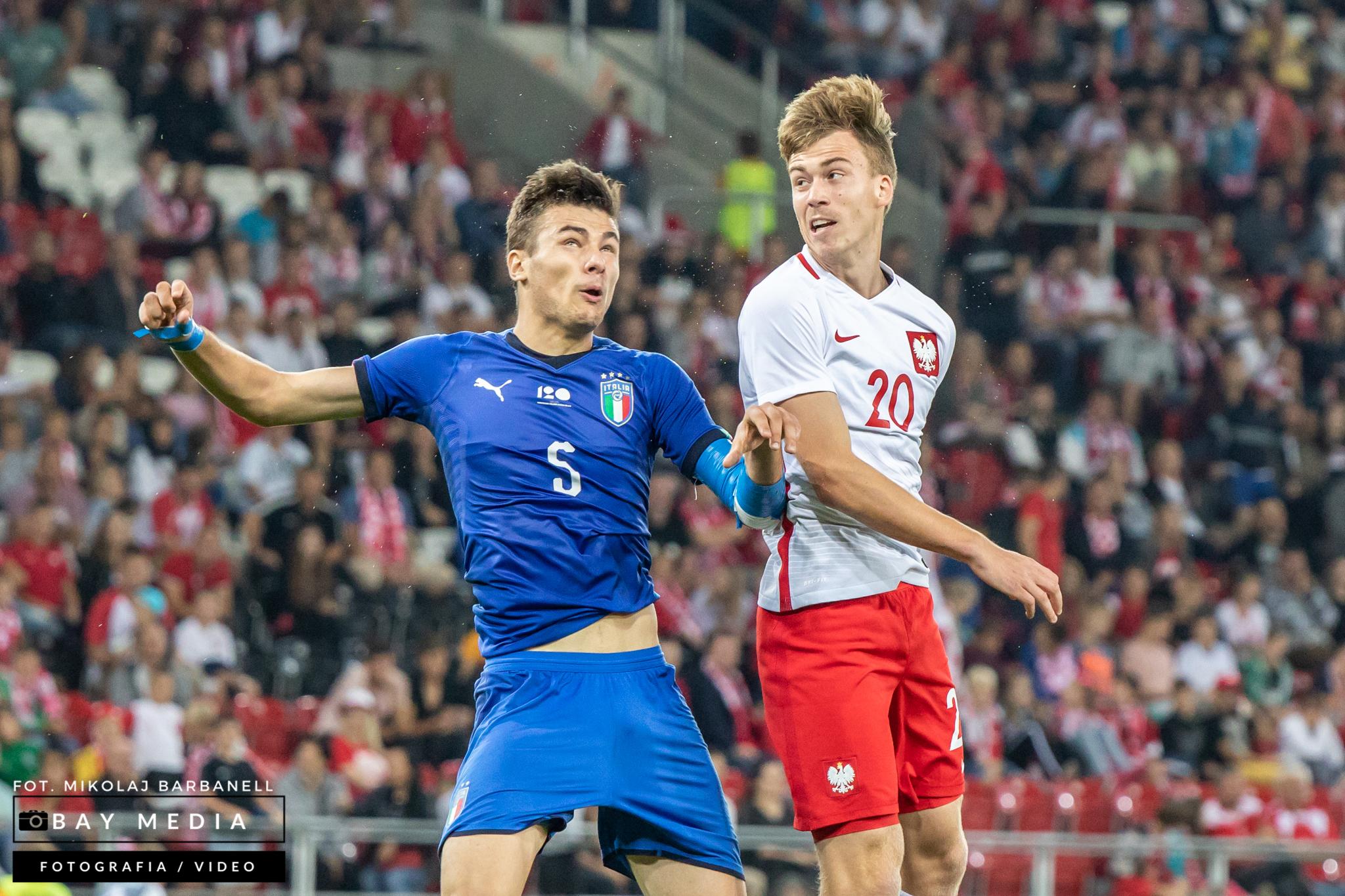 Polska – Włochy (U-20) [FOTOGALERIA]