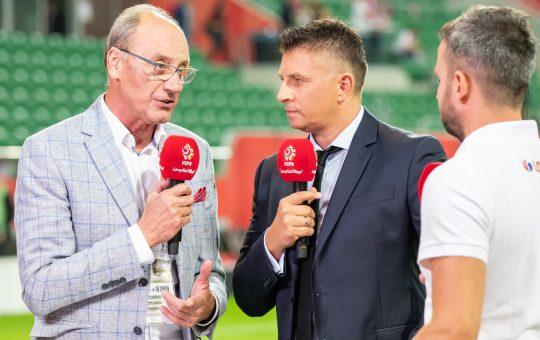 Dariusz Szpakowski i Mateusz Borek