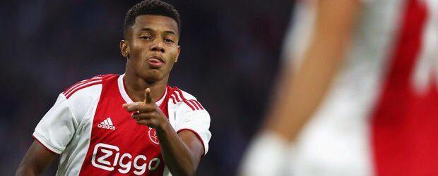 David Neres: Skupiam się na grze w Ajaxie