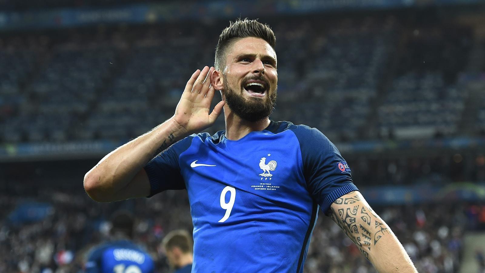 Liga Narodów: Kibice nie wierzą, Holandia płacze, Giroud strzela po trzy punkty