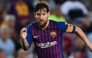 Złoty But: Leo Messi liderem