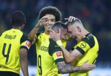 Paco Alcacer z pierwszym golem, Borussia z drugim zwycięstwem